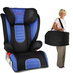 Diono Monterey Booster Seat with Free Carrying Case - Blue