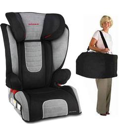 Diono Monterey Booster Seat with Free Carrying Case - Grey