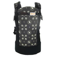 Beco B211-FOXI Butterfly 2 Baby Carrier - Foxie Black