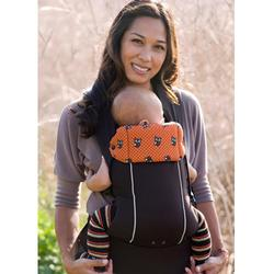 Beco IN11-OWL-HAPPY Gemini Baby Carrier - Owl Happy Espresso