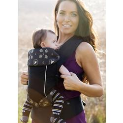 Beco IN11-FOXIE Gemini Baby Carrier Foxie Black