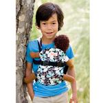 Beco TOY-TYLE, Beco Mini  Baby Carrier MINI Tyler- Black