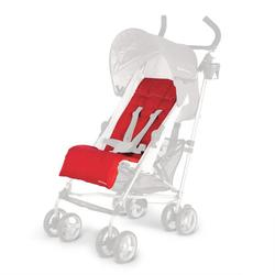 UPPAbaby 0105-DNY, UPPAbaby G-Luxe Seat Pad, Red