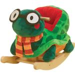 Rockabye 85036 Sheldon the Turtle Rocker