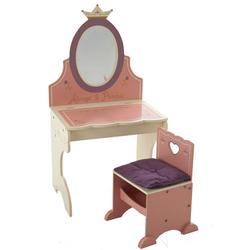 Levels of Discovery LOD20055 Princess Activity Desk & Chair