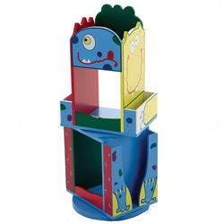 Levels of Discovery LOD20058 Monster Double Revolving Bookcase