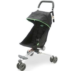 QuickSmart B10200USA Backpack Stroller - Black with Lime Accent