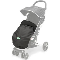 QuickSmart B09083USA Easy Fold Stroller Foot Muff - Black