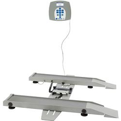 HealthOMeter  2400KL Portable Digital Wheelchair Scale, 800 lb x 0.2 lb