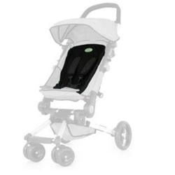 QuickSmart B09085USA Easy Fold Stroller Comfort Pack - Black