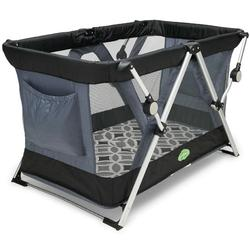 QuickSmart B10199USA Easy Fold 3 in 1 Playard - Geometric Gray