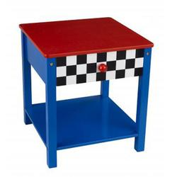 Kidkraft 76041, Racecar Side Table