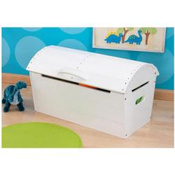 KidKraft 14540 Rounded Top Storage Chest - White
