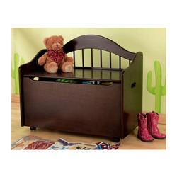 KidKraft 14156 Limited Edition Toy Box - Espresso