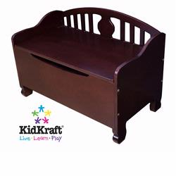 KidKraft 14436 Queen Anne Cherry Toy Box
