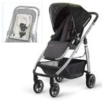 UPPAbaby 0071JKE, Cruz Stroller with Infant SnugSeat - Jake