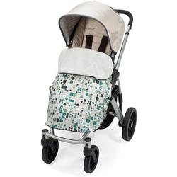 UPPAbaby 0096-BSL, Stroller Blankie - UPPAhaus Basil