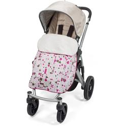 UPPAbaby 0096-RSP, Stroller Blankie - UPPAhaus Raspberry
