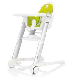 Inglesina AZ90D3LIMUS, Zuma white highchair - Lime