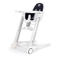 Inglesina AZ90D3GR5US, Zuma white highchair - Graphite