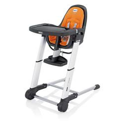 Inglesina AZ90D6OR8US, Zuma gray highchair - Orange