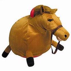 Charm 82253 Petey Pony Hopper Ball