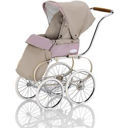 Inglesina CLASS111CML Classica Stroller with Hood and Frame - Camelia (pink)