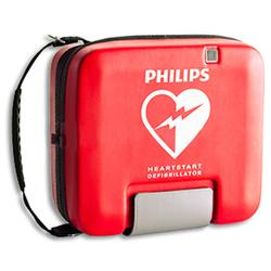 Philips 989803179161 FR3 System Case, Soft - Fits AED, extra battery, extra set of SMART Pads III