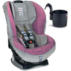 Britax E9LJ53M, Marathon 70-G3 Convertible Child Seat w/ Cup Holder - Azalea