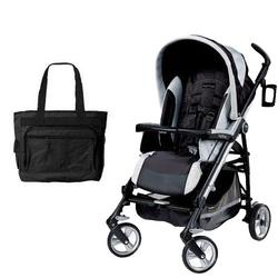 Peg Perego Pliko Four with a Diaper Bag - Southpole