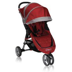 Baby Jogger BJ11236 City Mini Single - Crimson/Gray