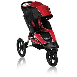 Baby Jogger BJ80633 Summit XC Single Jogging Stroller - Red/Black