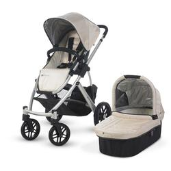 UPPAbaby 0112-LSY Lindsey VISTA Stroller - Wheat