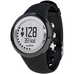 Suunto SS015714000, M4 Men Heart Rate Monitor (Clamshell) - Black/Silver