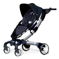 4moms 4M00601 Origami power-folding stroller - Black