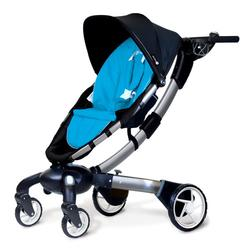 4moms 4M00601BLU Origami power-folding stroller - Blue
