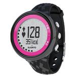 Suunto SS014536000, M4 Women Heart Rate Monitor (Clamshell) - Black/Pink