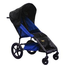 Adaptive Star Lassen 3 - ALA3N Indoor/Outdoor Mobility Push Chair, Navy