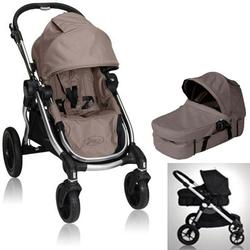 Baby Jogger BJ20257, City Select Stroller with Bassinet - Quartz