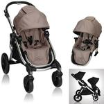Baby Jogger BJ20257, City Select Stroller with Second Seat - Quartz