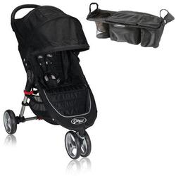 Baby Jogger BJ11210 City Mini Single With Parent Console - Black/Gray