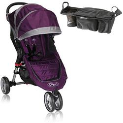 Baby Jogger BJ11228 City Mini Single With Parent Console - Purple/Gray