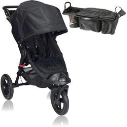 Baby Jogger BJ13210 City Elite Single With Parent Console - Black