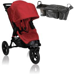 Baby Jogger BJ13230 City Elite Single With Parent Console - Red