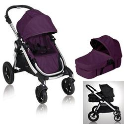 Baby Jogger 81268, City Select Stroller with Bassinet , Amethyst