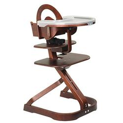 Svan S1093 Signet Complete High Chair - Mahogany