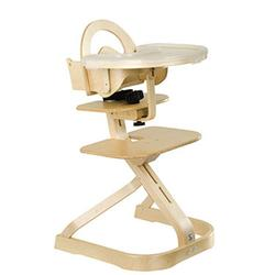Svan S1094 Signet Complete High Chair - Natural