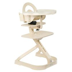 Svan S1095 Signet Complete High Chair - Whitewash