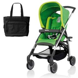 Inglesina AG54D5LIMUS AVIO Stroller with Diaper Bag - Lime