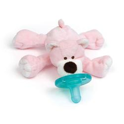 Wubbanub WN32428 - Pink Bear Pacifier